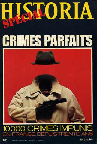 magazine Historia N° 367bis crimes parfaits